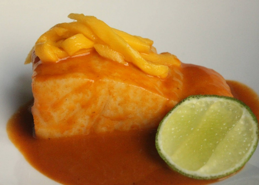 CURRY ROJO DE BACALAO